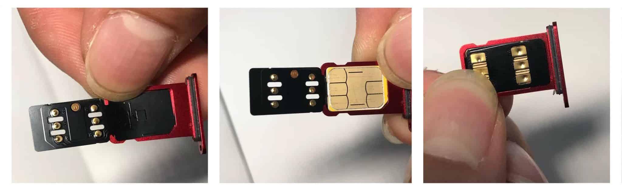 How toinstall R-sim 15 unlock card